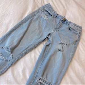 American Eagle Super Stretch Skinny Jeans - 6